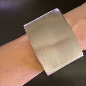 Jewelry - Stainless steel square bracelet